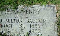 """Arena """"Rena"""" <I>Penny</I> Baucom"""