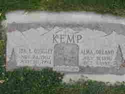 Alma Orland Kemp
