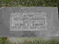 Margaret <I>Leishman</I> Bowden
