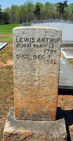 Lewis Arthur