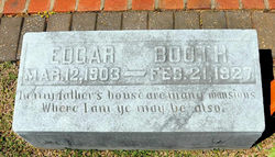 Edgar Booth
