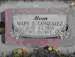 Mary S. Gonzalez