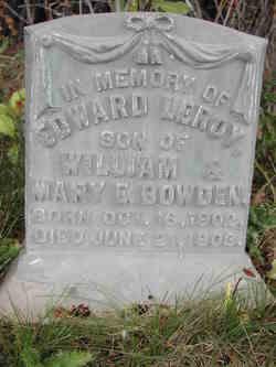Edward LeRoy Bowden