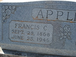 """Francis Collier """"Carl"""" Appling"""