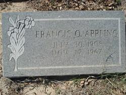 Francis Oran Appling