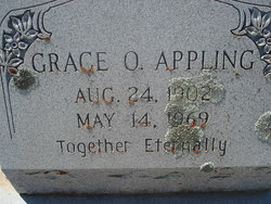 Grace Olivia Appling