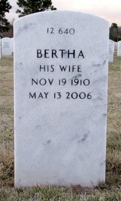 Bertha Toney