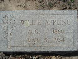 "William A. ""Willie"" Appling"