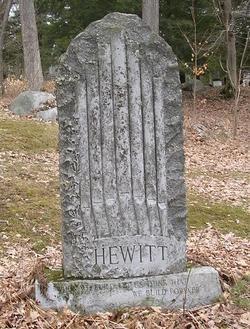 Elroy Elbert Hewitt
