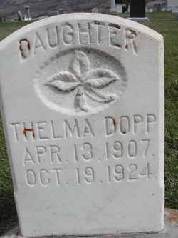 Thelma Dopp