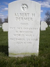 Albert Harry Dermer