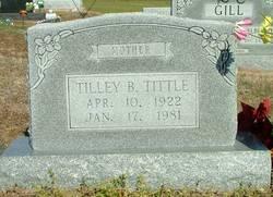 Tilley B. <I>Vires</I> Tittle