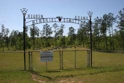 Reuben Adams Memorial Cemetery