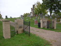New Plymouth Cemetery