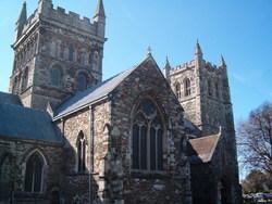 St Cuthberga Churchyard