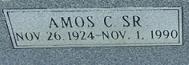 Amos C Bairfield, Sr