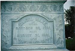 Daniel Hake, Sr
