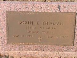 Lorin Emery Thieman