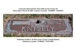 """Mary Grace """"Grace"""" <I>Austin</I> Knisely"""
