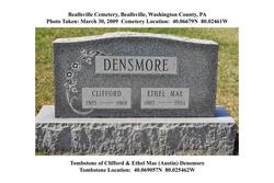 Ethel Mae <I>Austin</I> Densmore