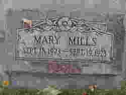Mary Mills