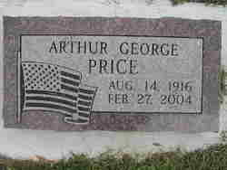 Arthur George Price