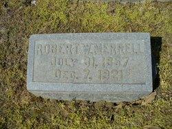 Robert W Merrell