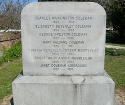 Charles Washington Coleman