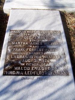 Dr Waldo Emerson Floyd, Sr