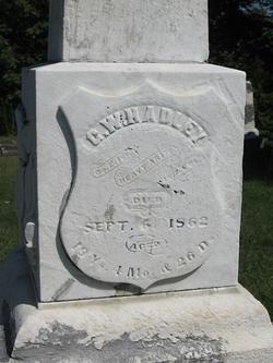 George W Hadley
