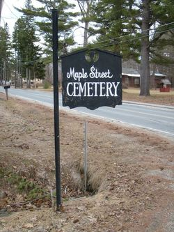 Maple Street Cemetery