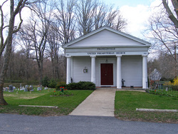 Franklinville United Presbyterian Church Cemetery