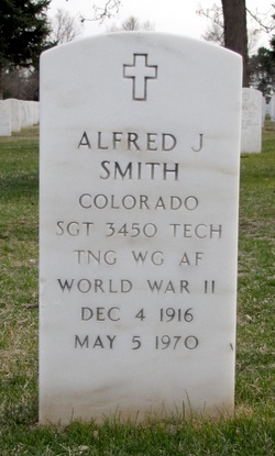Alfred J Smith