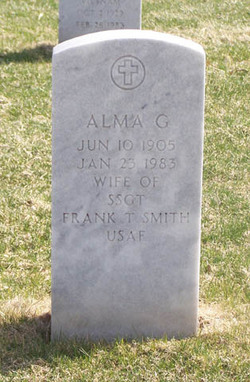 Alma G Smith