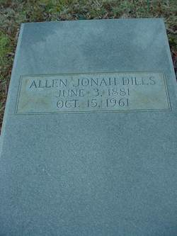 Allen Jonah Dills