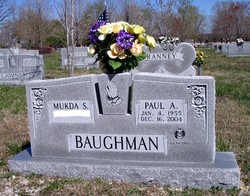 Paul Anthony Baughman