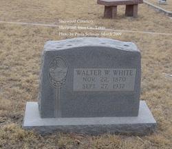 Walter W White