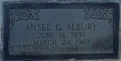 Ansel G Albury