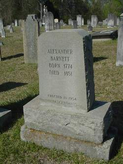 Alexander Barnett