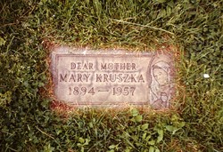 Mary Theodora <I>Klijewski</I> Kruszka