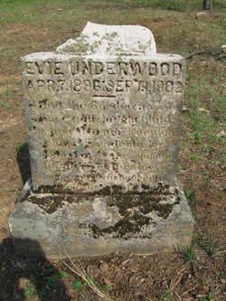 Evie Underwood