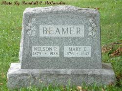 Mary E <I>Hoffman</I> Beamer
