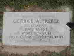 PFC George Albert Preece