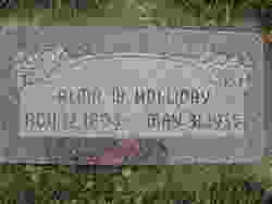 Alma W. Holliday