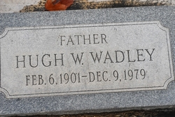 Hugh William Wadley