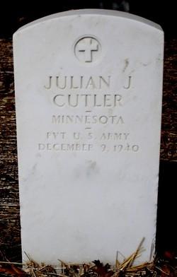 Julian J Cutler
