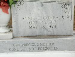 Annie <I>Cormier</I> Comeaux