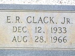 E R Clack, Jr