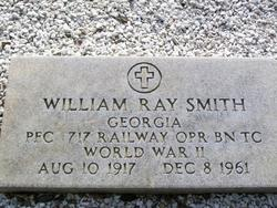 William Ray Smith