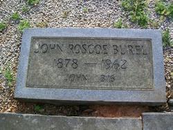 Rev John Roscoe Burel